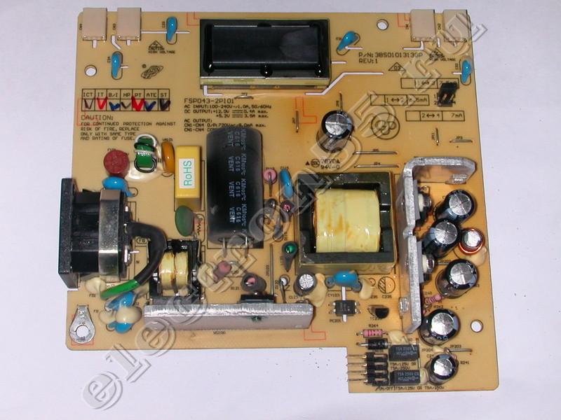 Ремонт монитора acer al1716