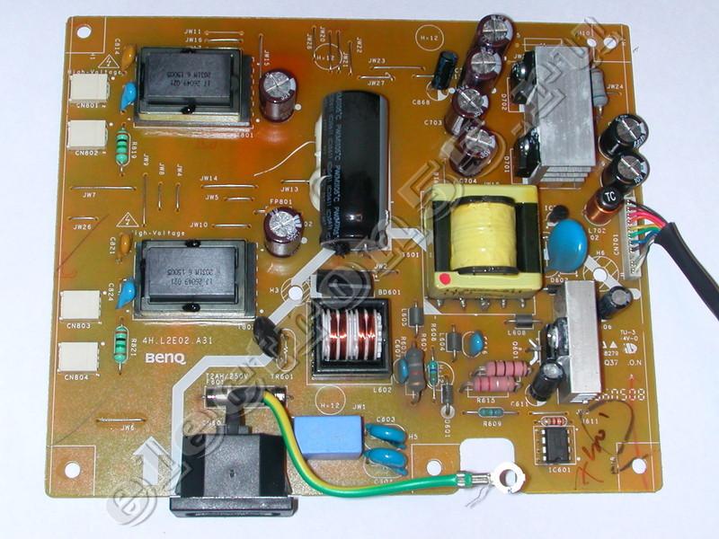 инвертора BenQ 4H.L2E02.