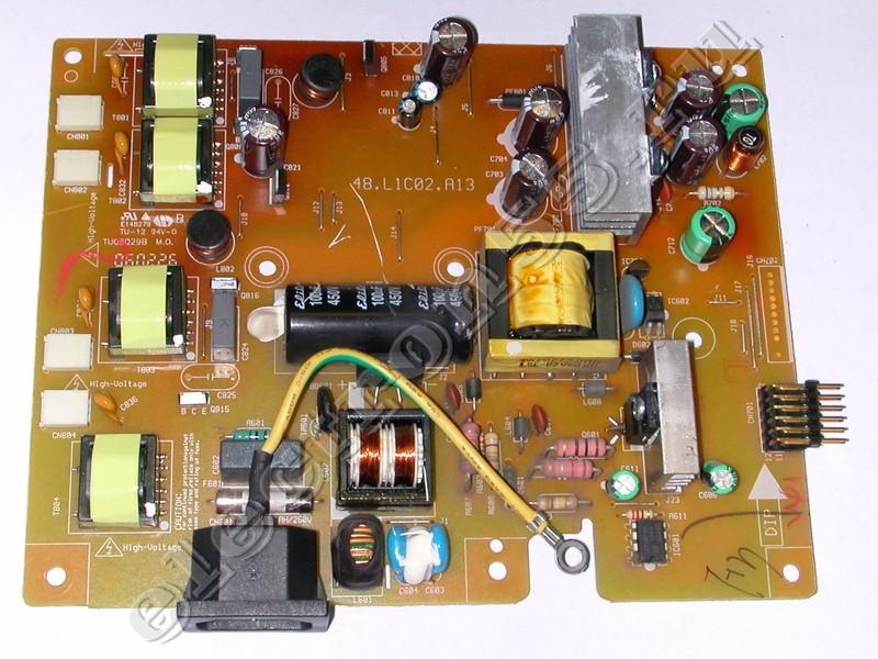 Монитор (Q7T4 / Rev.