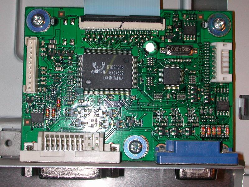 Монитор (Q7C5 / Rev.