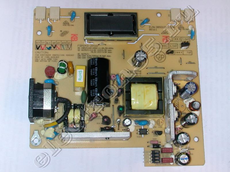 Монитор Fujitsu Siemens SCENICVIEW A17-2 DVI