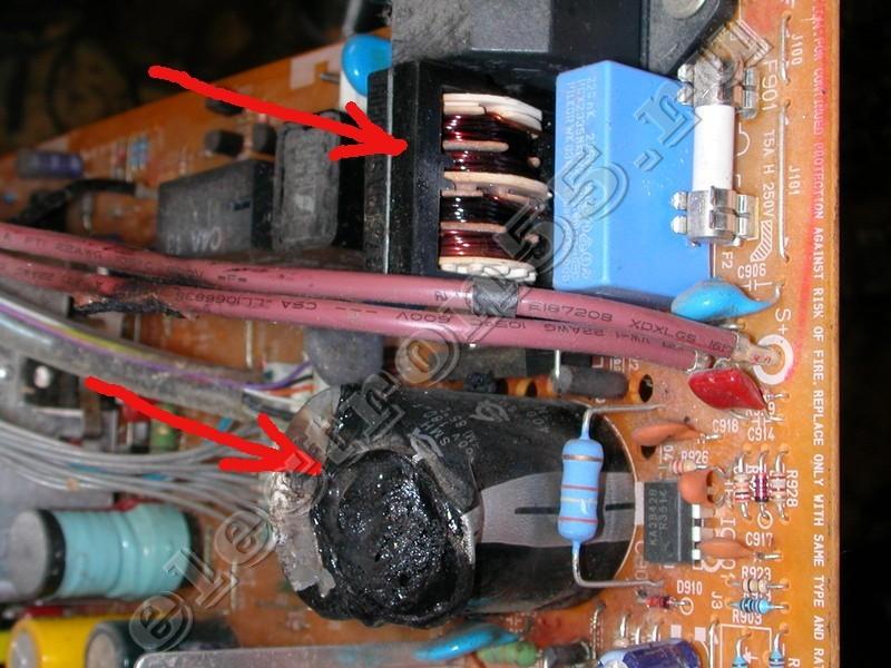 Схема мониторов lg flatron