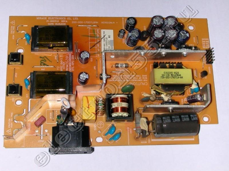LTD PI-190DTLB REV:A