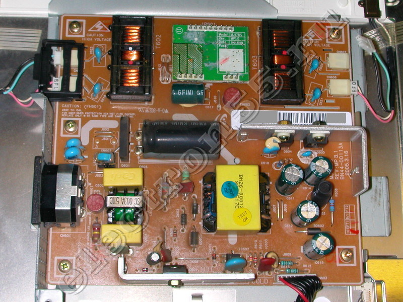 Монитор (710N D / MJ17ASKN/EDC