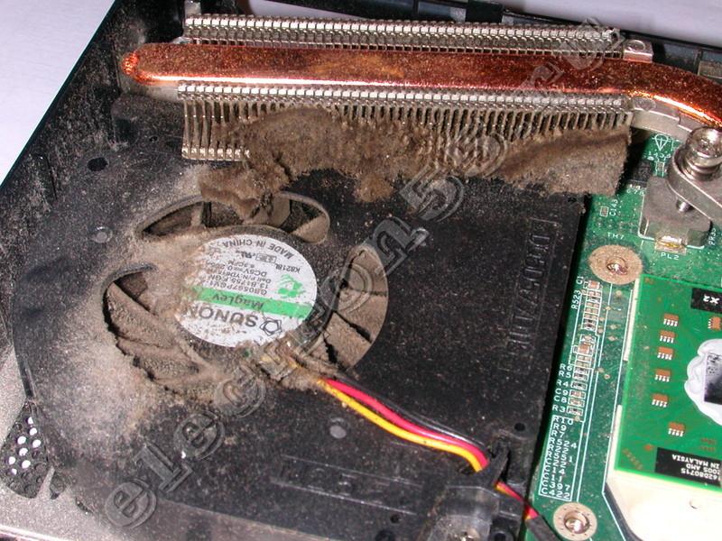 Как почистить ноутбук делл от пыли самостоятельно