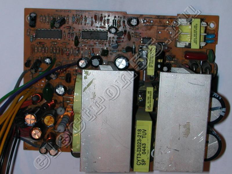 Схема microlab 5400m-1.