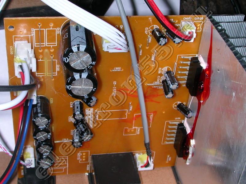 усиления звука C3660-SMT.