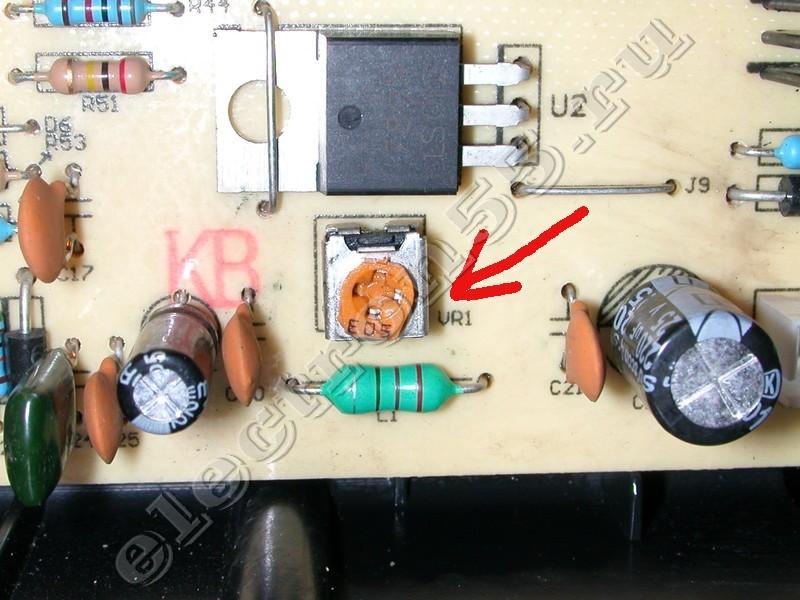 Этот резистор работает в схеме